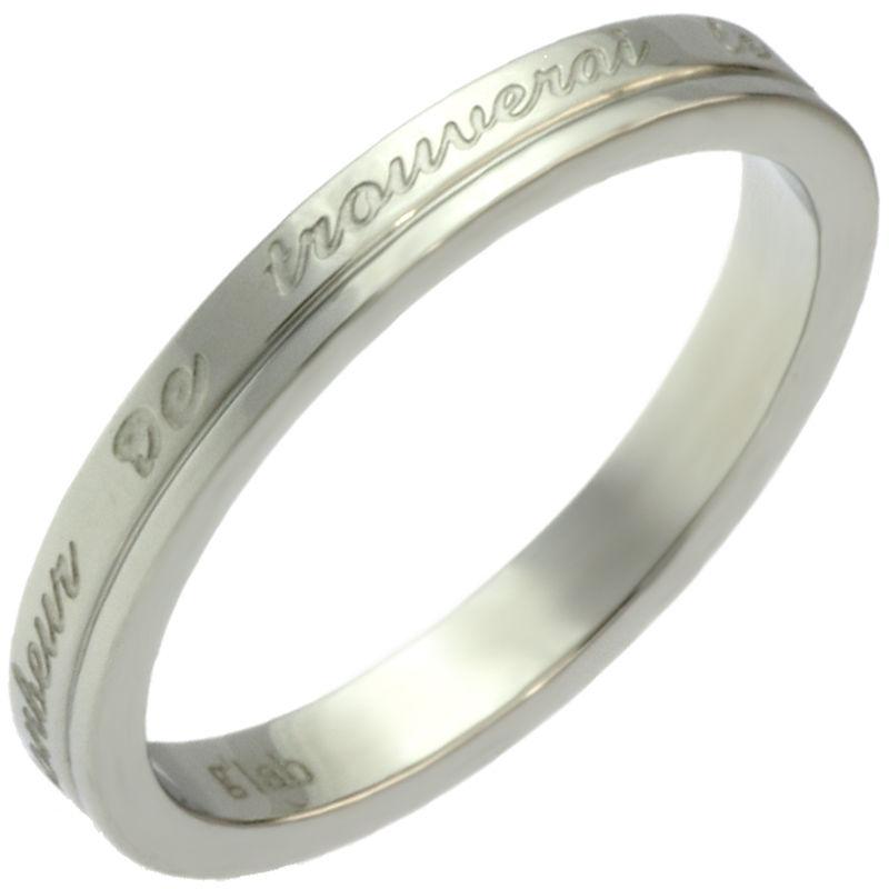 指輪 ステンレス リング◆G-ブランド 艶消しタイプ ル・ボナーリング◆SR-7942