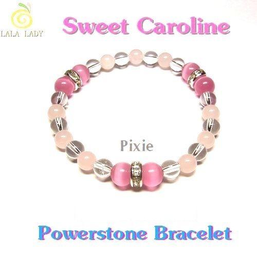 パワーストーン ブレスレット◆全体 恋愛運◆Pixie Sweet Caroline◆lalalady-20