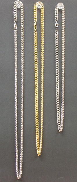 ネックレス◆定番キヘイネックレス6ミリ幅・50、60、70cm◆K-21