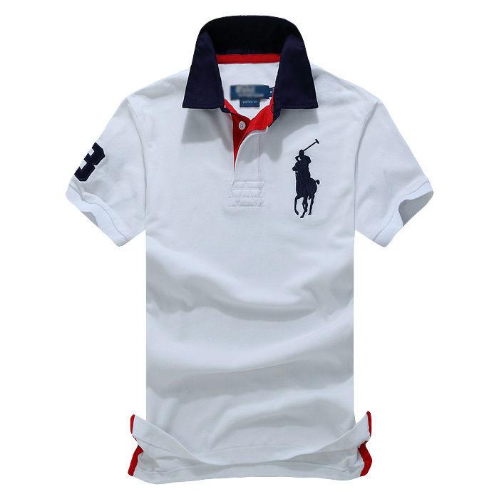 POLO/ポロ・ ラルフローレン 高品質 大人気ポロTシャツ メンズ 5色
