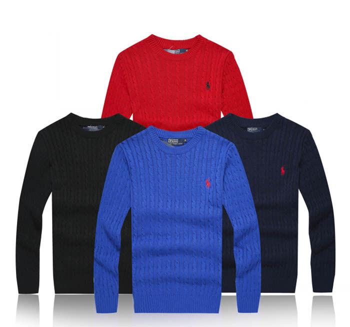 POLO/ポロ・ ラルフローレンニットセーター メンズ
