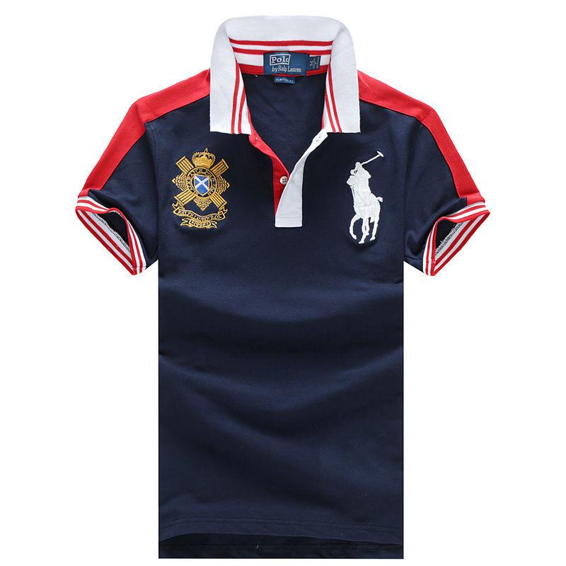POLO/ポロ・ ラルフローレン 高品質 大人気ポロTシャツ スウェット メンズ 4色   9946