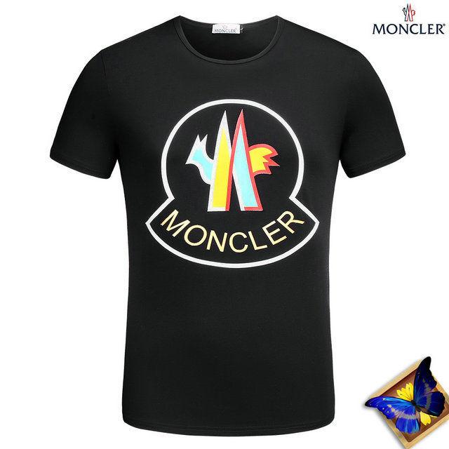 大人気 MONCLER/モンクレールTシャツ 人気美品 送料無料  男女兼用
