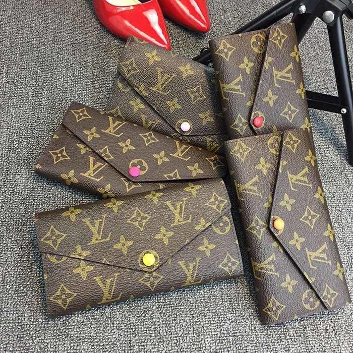 新品 LOUIS VUITTON/ルイヴィトン 高品質 人気 本革 財布 男女兼用 60696