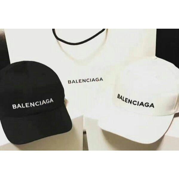 バレンシアガ/balenciaga刺繍キャップ 男女兼用
