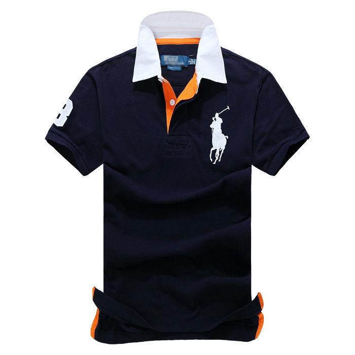 POLO/ポロ・ ラルフローレン Tシャツ スウェット メンズ 4色