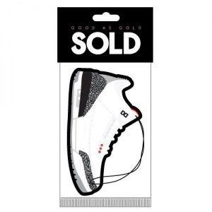 エアーフレッシュナー / SOLD Sneaker / AJ III - White Cement