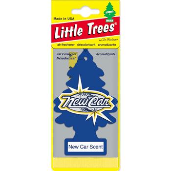 LITTLE TREES New Car / リトルツリー エアーフレッシュナー