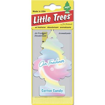 LITTLE TREES Cotton Candy / リトルツリー エアーフレッシュナー