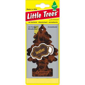 LITTLE TREES Leather / リトルツリー エアーフレッシュナー