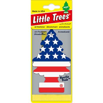 LITTLE TREES Vanilla Pride / リトルツリー エアーフレッシュナー