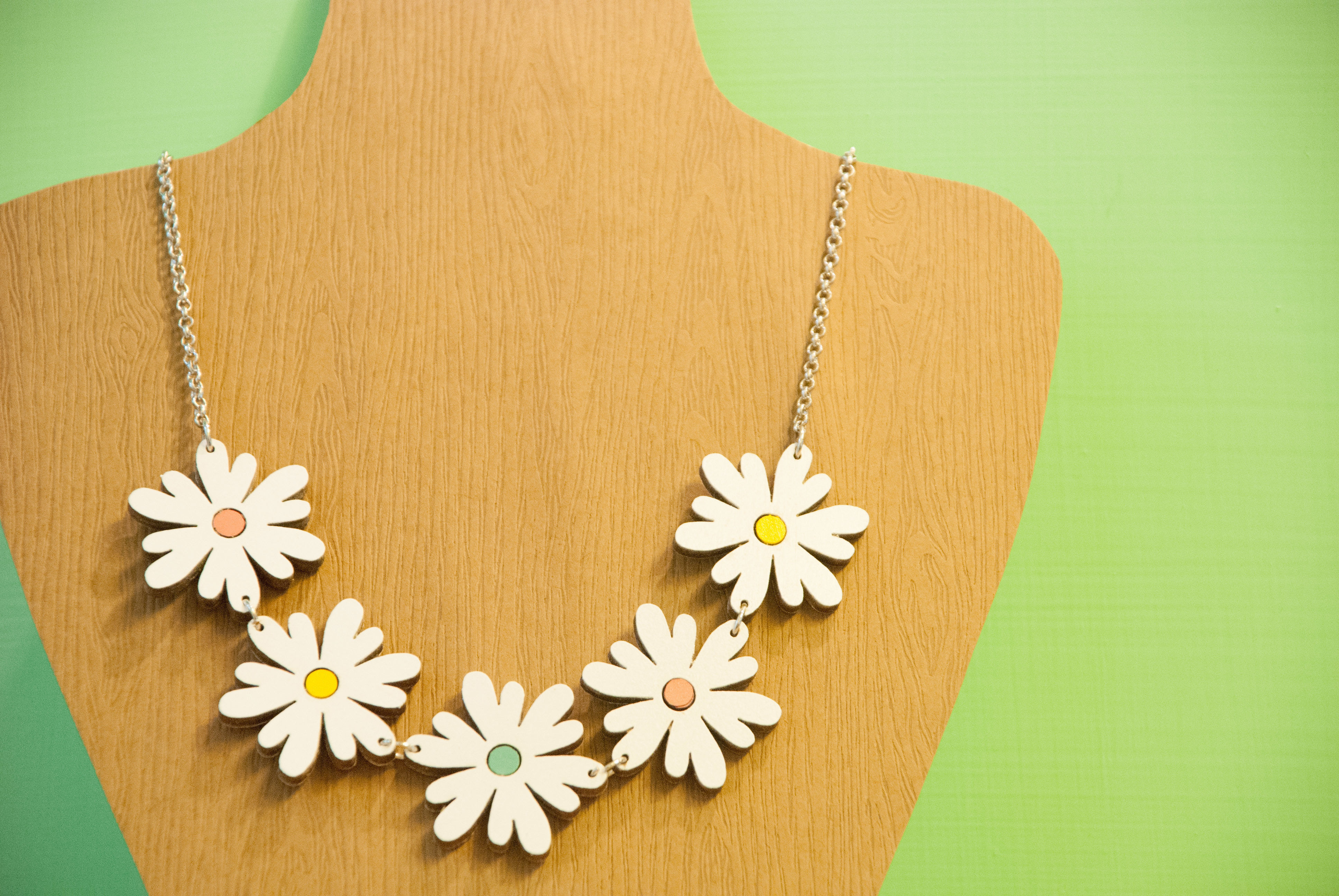 花盛りネックレス