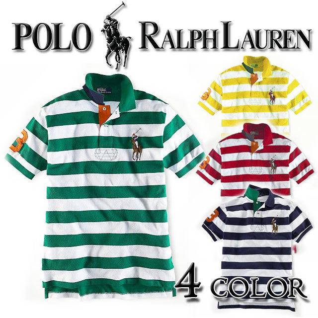 ☆ラルフローレン POLO RalphLauren 人気定番半袖ポロシャツ 「PL-59」