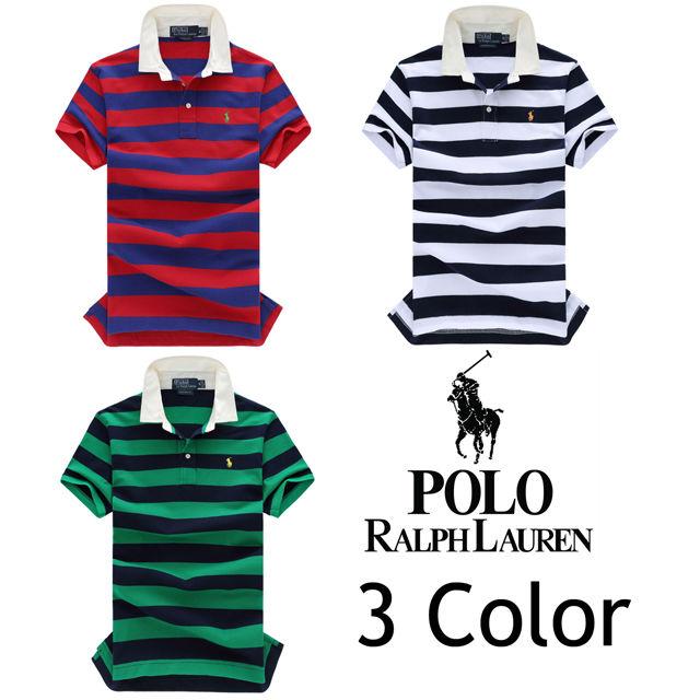 ☆メンズ ラルフローレン POLO RalphLauren 人気定番半袖ポロシャツ 「PL-44」