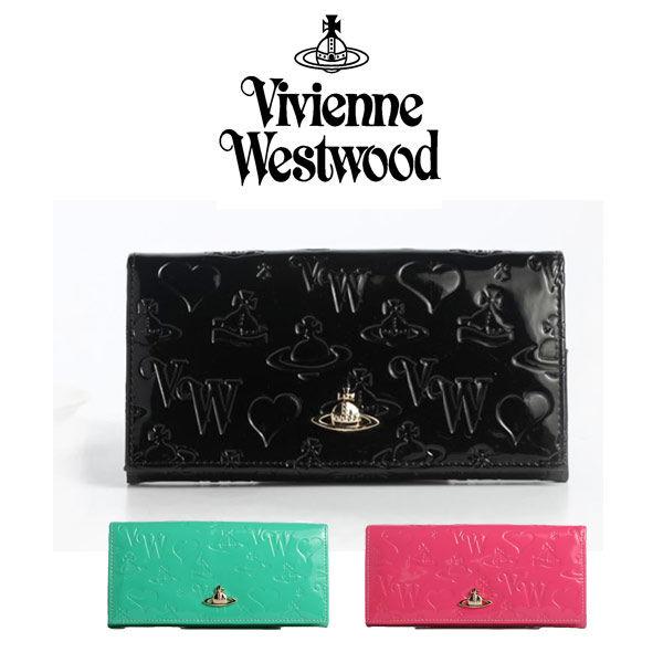 Vivienne Westwood ヴィヴィアンウエストウッド財布 CHANCERY チャンセリー[VW-06]