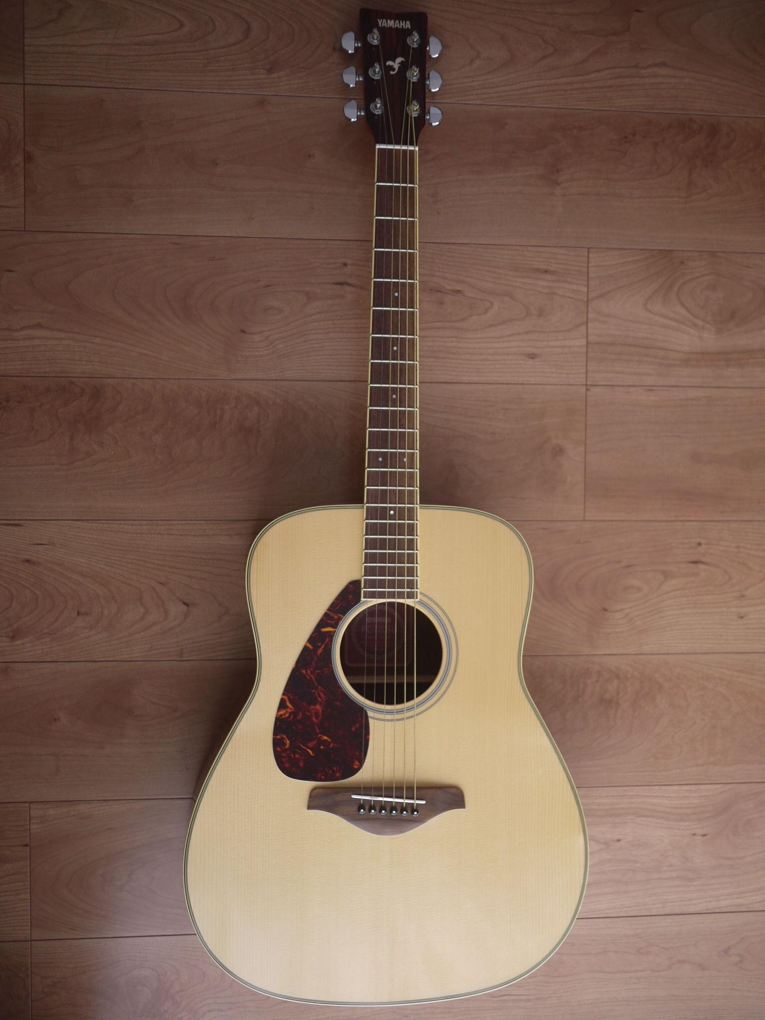 YAMAHA FG720SL ヤマハ レフティ アコースティックギター