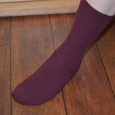あったか~い 健康くつ下 ゆったり編み3足セット