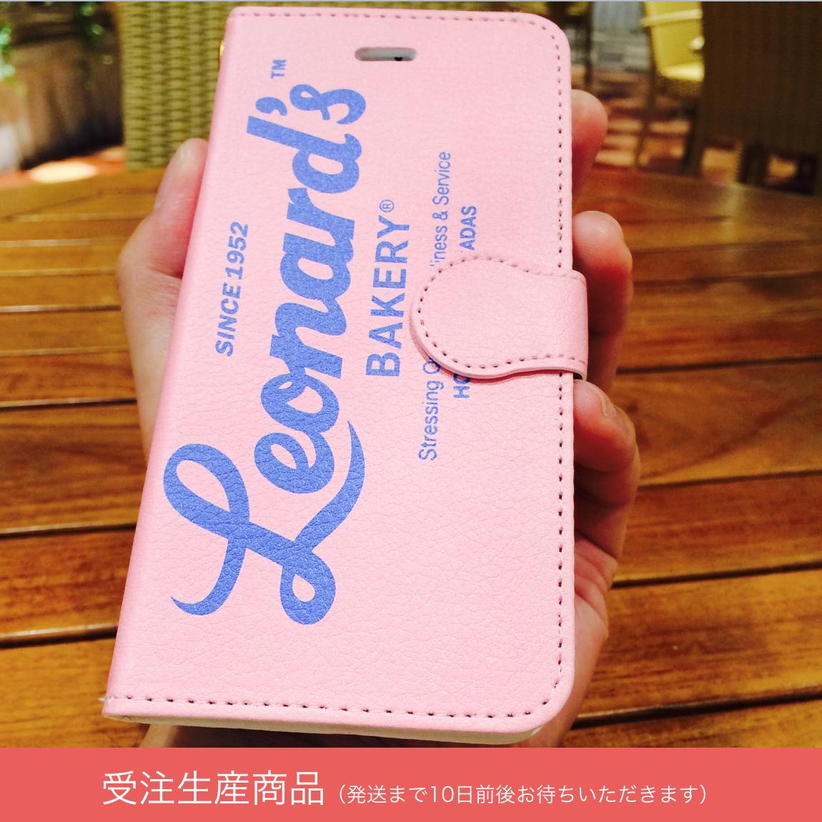 手帳型スマホケース(iPhone6Plus/6sPlus)