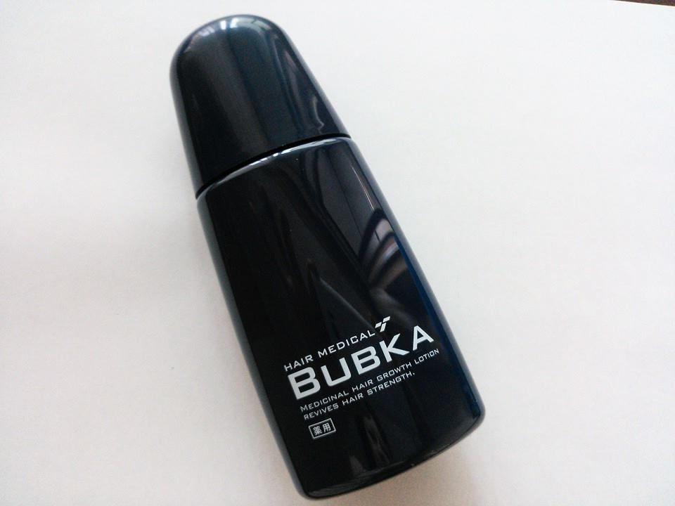 新商品!送料無料!濃密育毛剤【BUBKA】ブブカ 120ml (003M)サロン専売品
