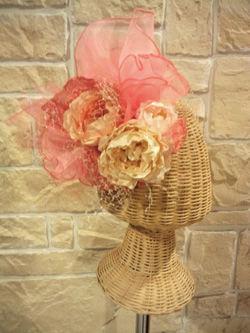 """La T?te Robe """"Vieux rose"""""""