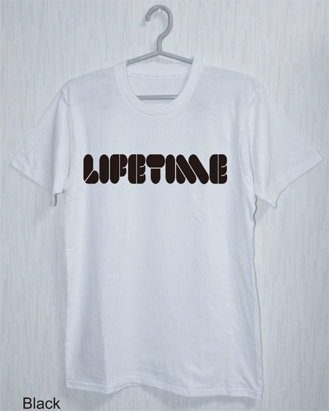 VAL Stencil lifetime logo Tシャツ