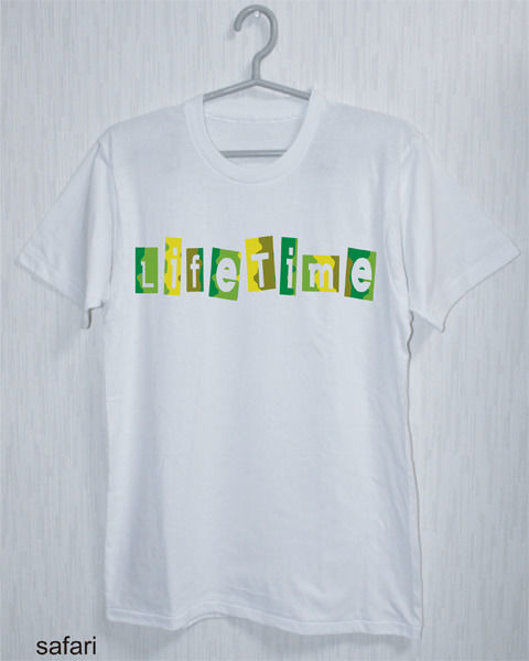 Earwig Factory lifetime logo Tシャツ