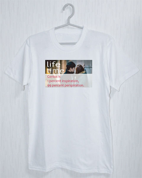 Inspiration lifetime logo Tシャツ         ★残りわずか★