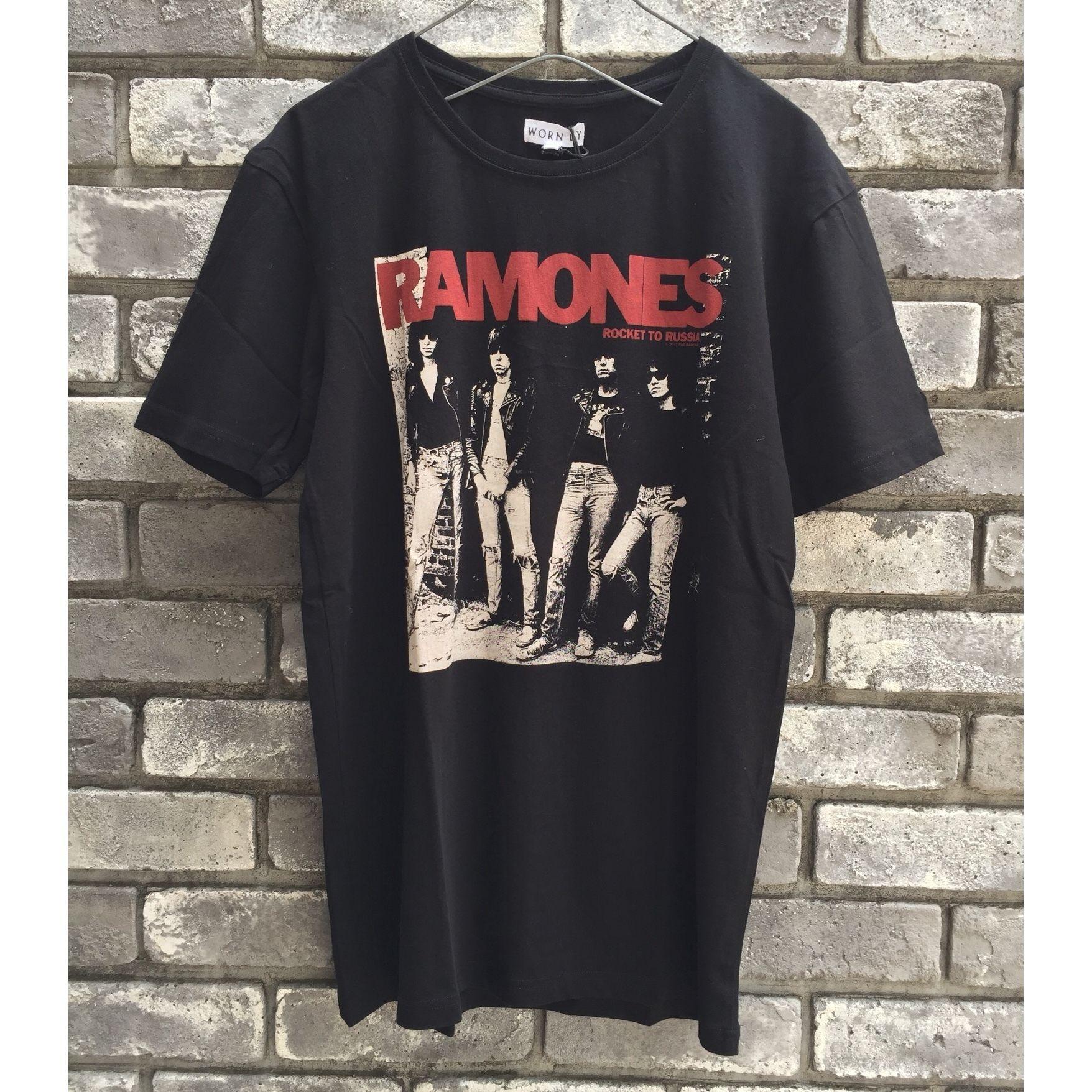 【WORN BY】Ramones ウォーンバイ ラモーンズ