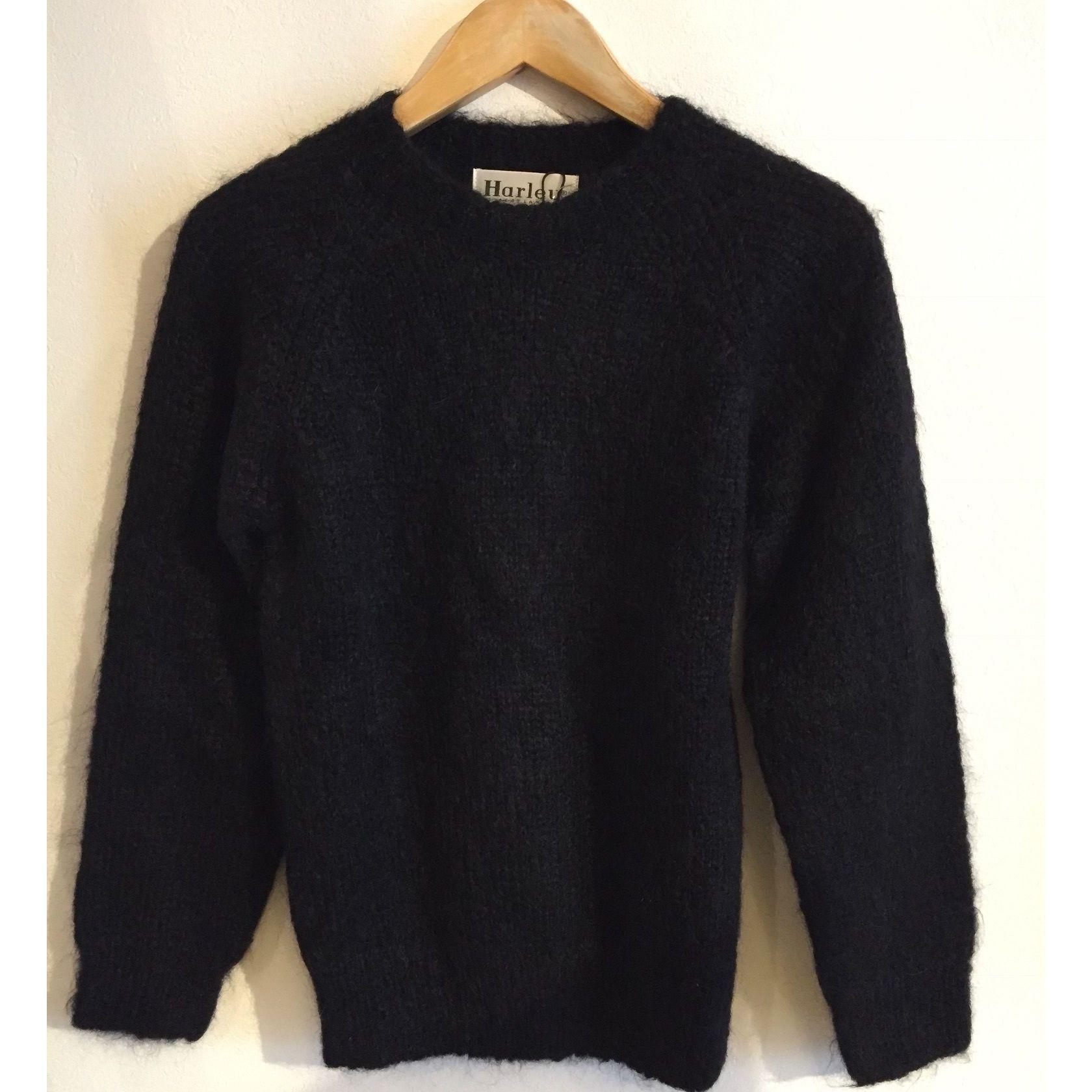 【Harley】Mohair Sweater Mens