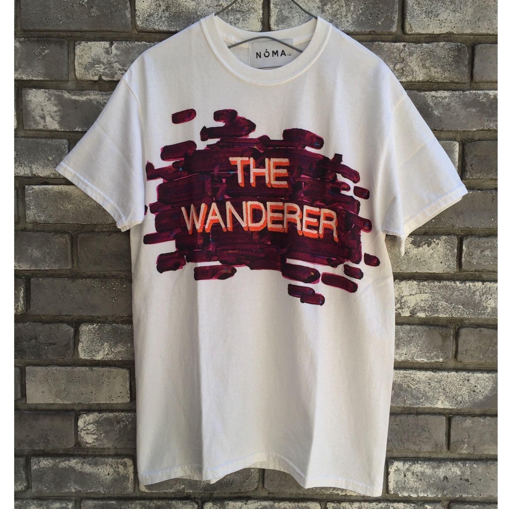 【NOMA t.d.】 Wanderer Tee ノーマティーディー 政田武史