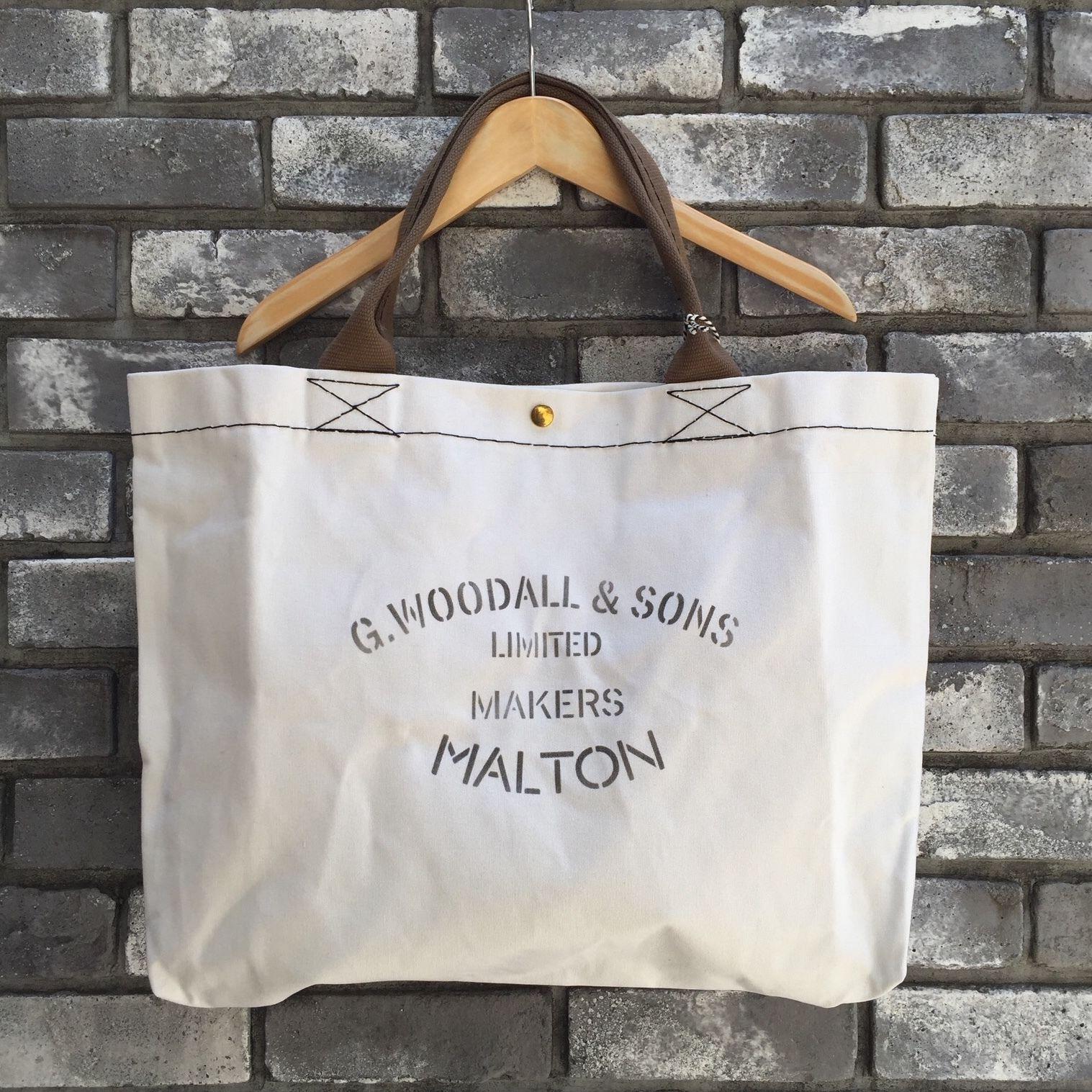 【G.Woodall & Sons】SHOULDER BAG POPPER