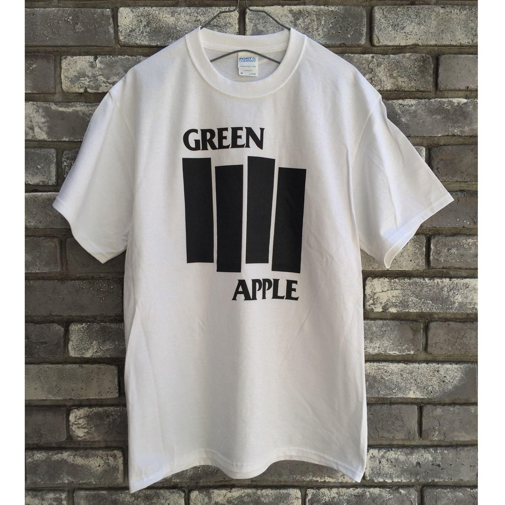 【GREEN APPLE BOOKS】FLAGS Tee フラッグ ティ