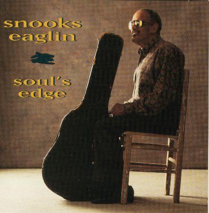 SNOOKS EAGLIN / SOUL'S EDGE 輸入盤/品番BT-1112/盤質B