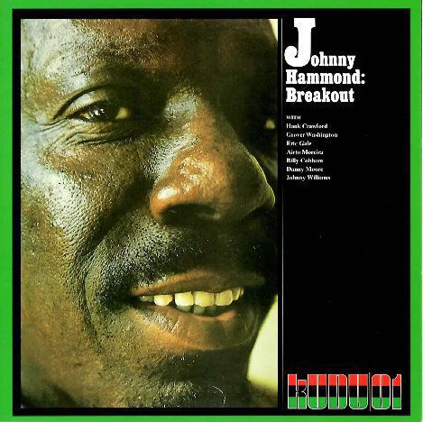 JOHNNY HAMMOND / BREAKOUT 国内・廃盤/盤質A/品番KICJ8109