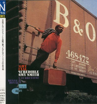 JIMMY SMITH / MIDNIGHT SPECIAL 国内・帯付/品番 TOCJ-4078/盤質B