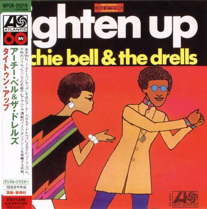 ARCHIE BELL & THE DRELLS / TIGHTEN UP 国内盤・帯付/品番AMCY-2054/盤質B