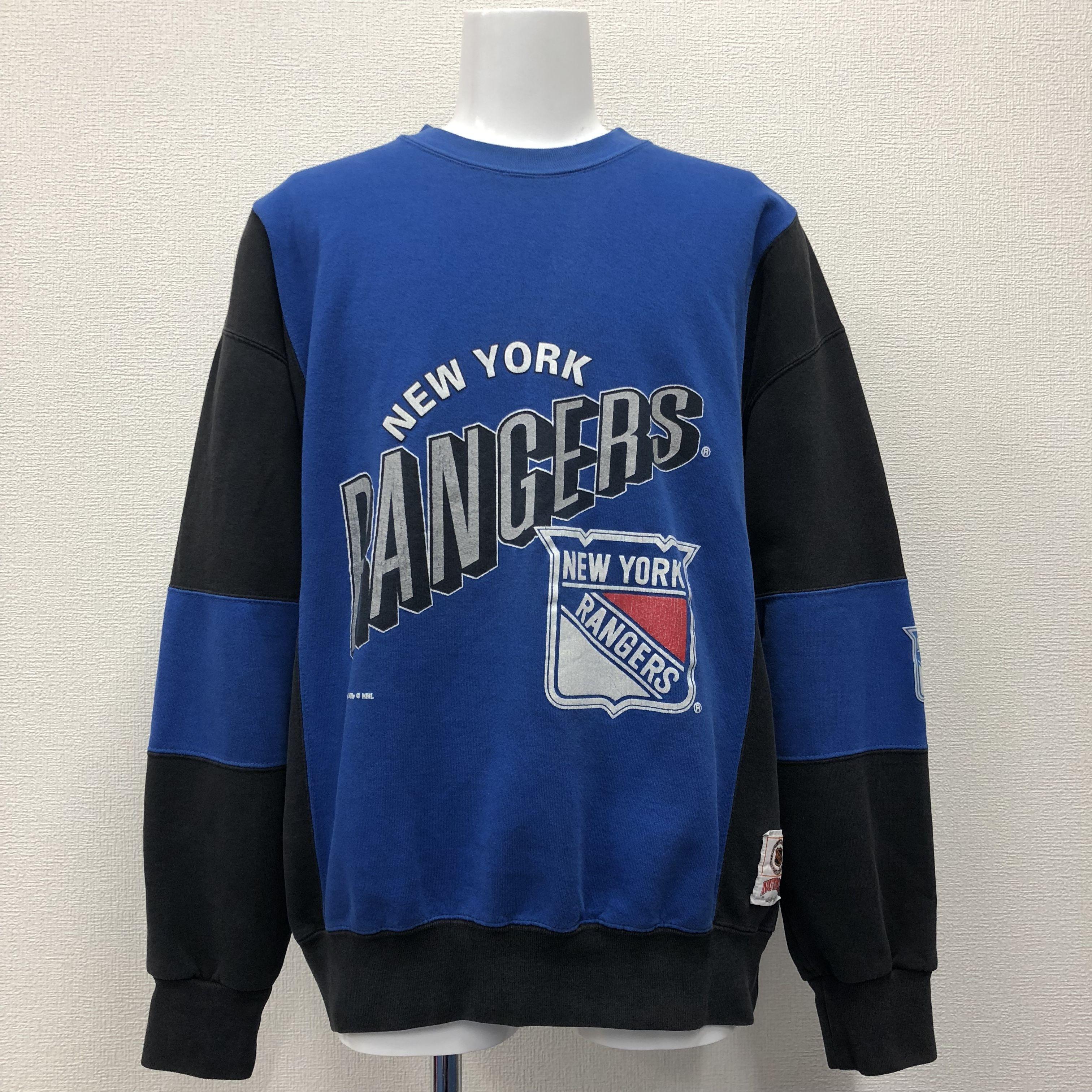 90s New York Rangers Sweatshirt