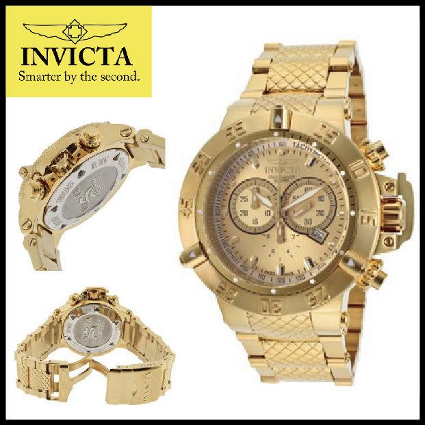 定価約25万円!INVICTA Men's Chronograph Watch