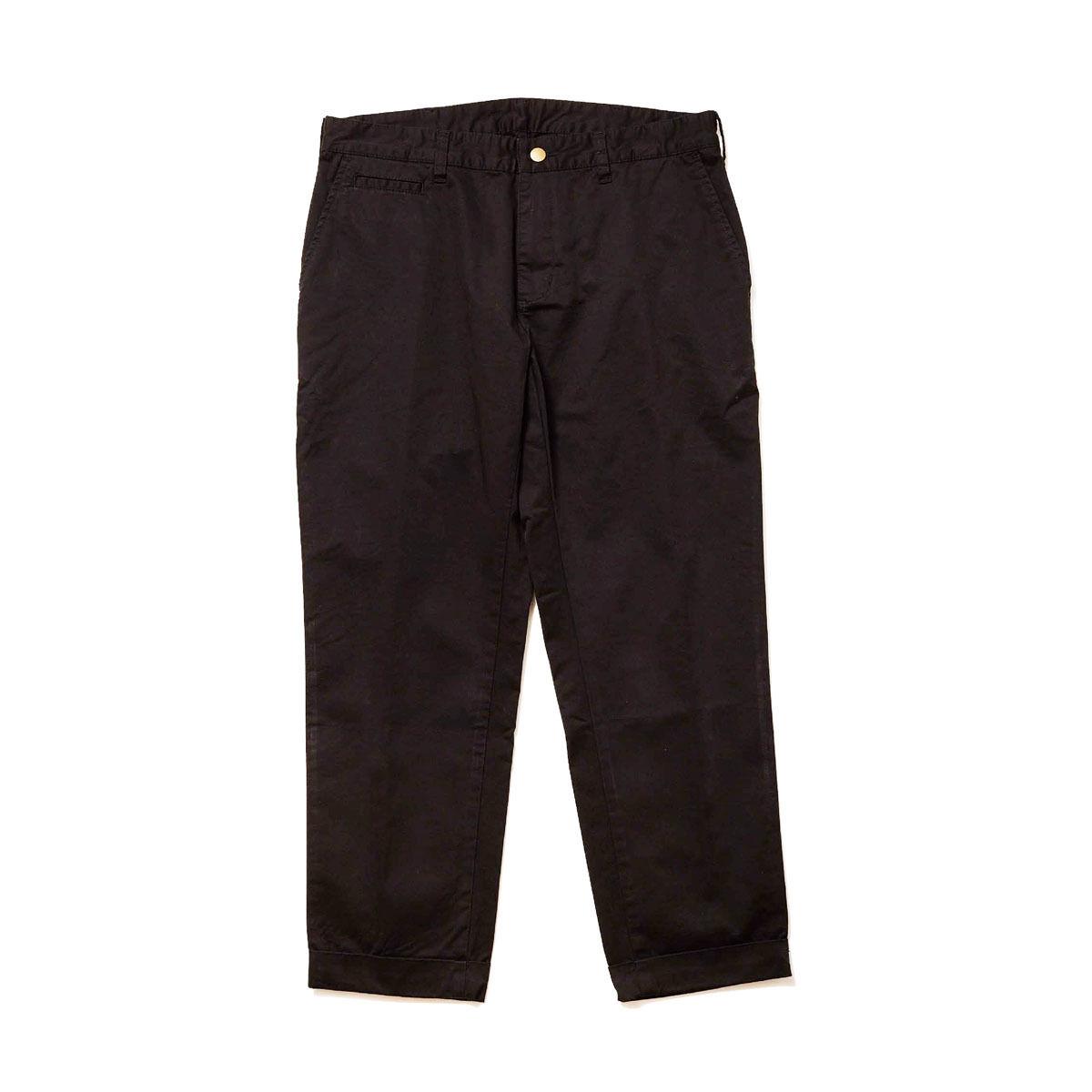 EVISEN【 えびせん】JONES PANTS BLACK ジョーンズパンツ ブラック