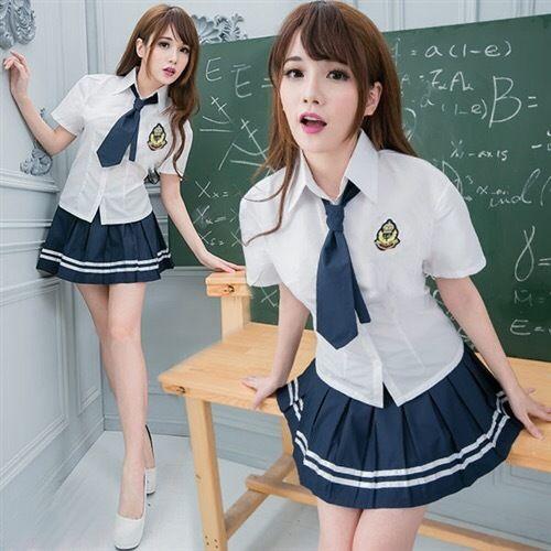 【Mサイズ】学生服 制服コスプレ?