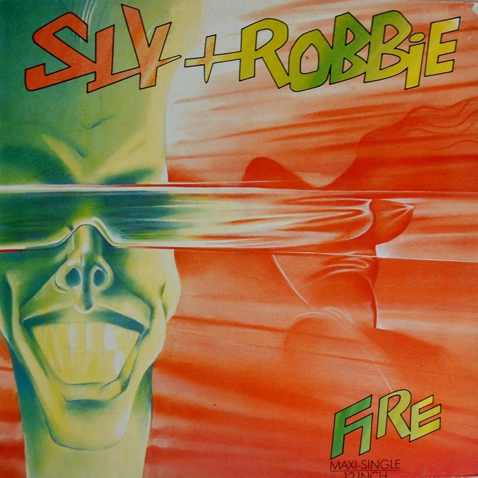 Sly & Robbie / Fire (used 12inch)