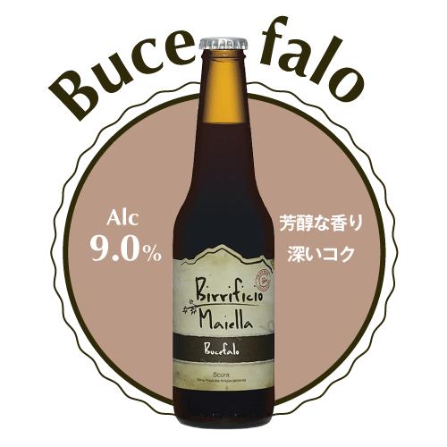 8.Bucefalo - ブセファロ-