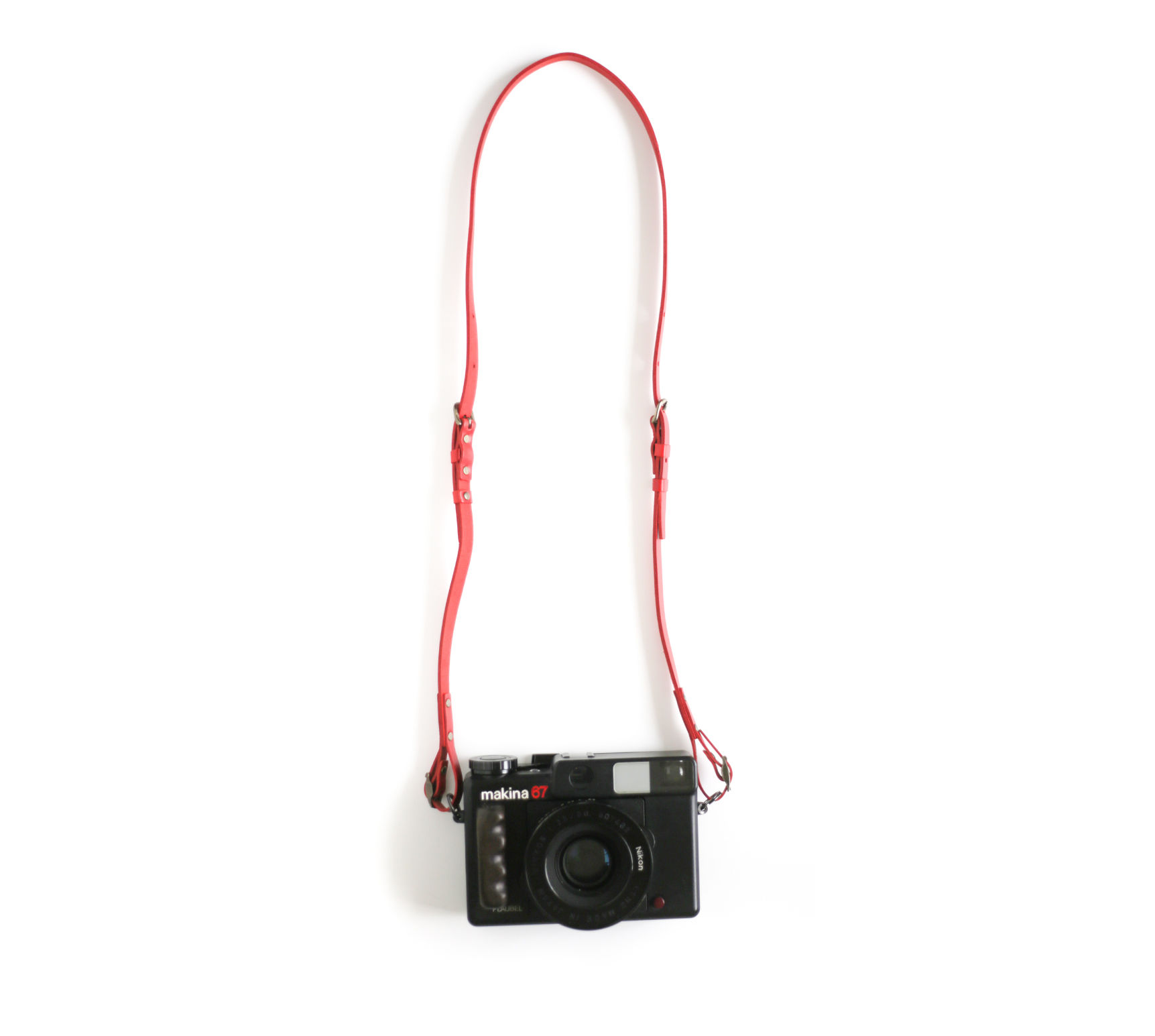 Camera Strap / Red