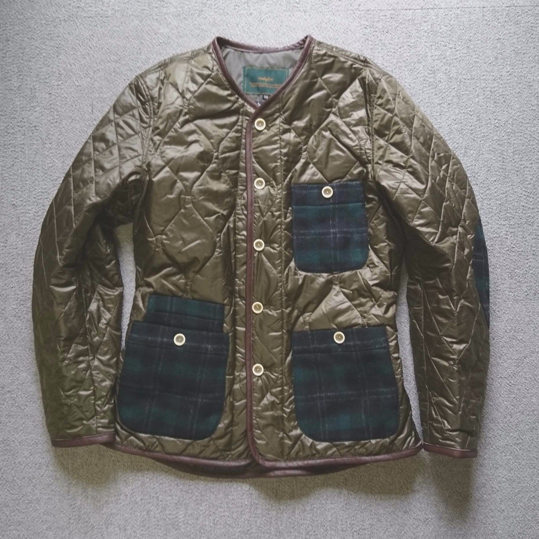 makufuri ライトウォームジャケット