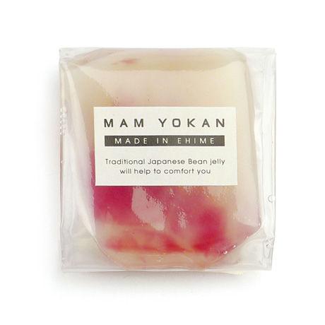 MAM YOKAN -COCKTAIL- STRAWBERRY YOGURT