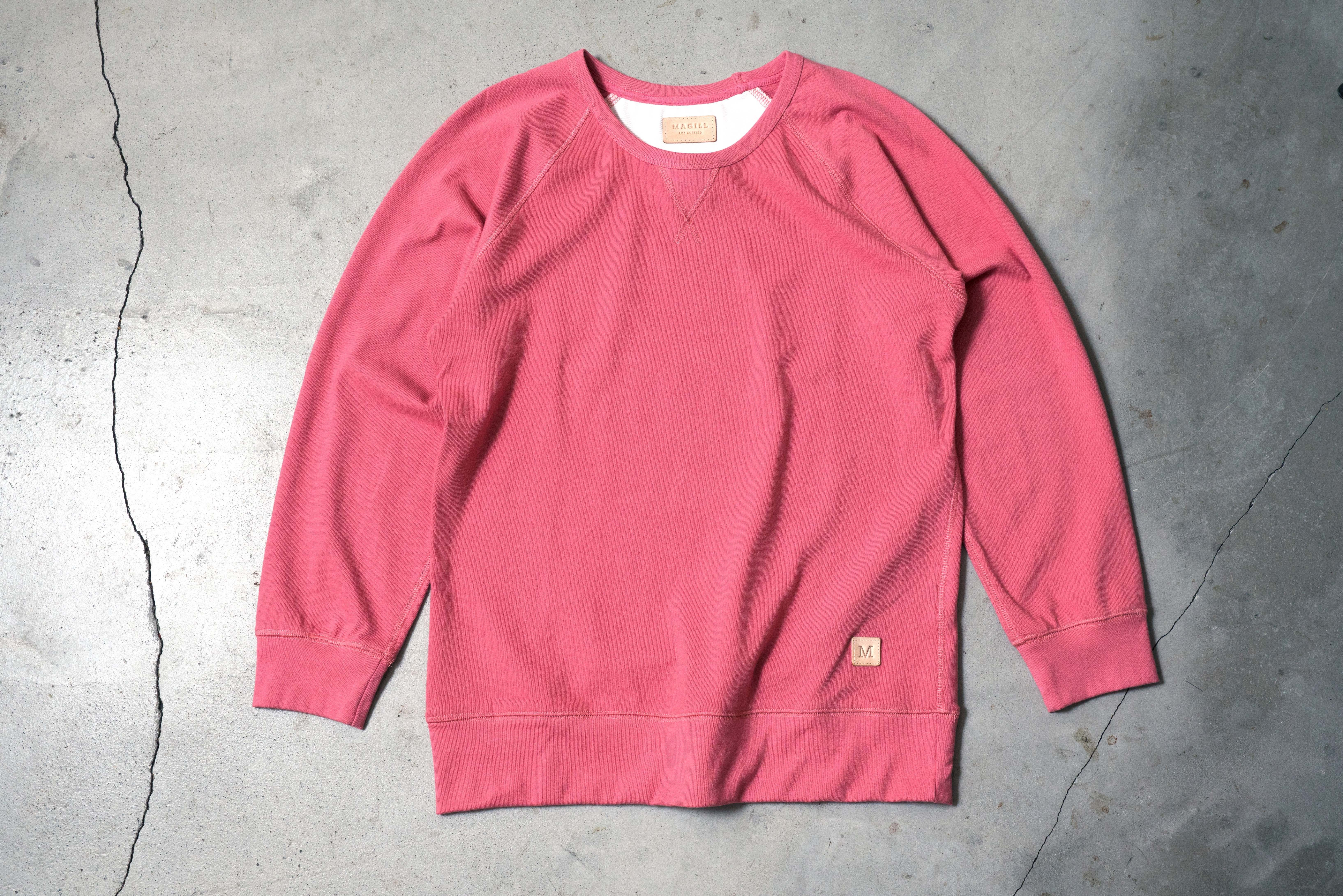 MAGILL LOS ANGELES // Crew Pink