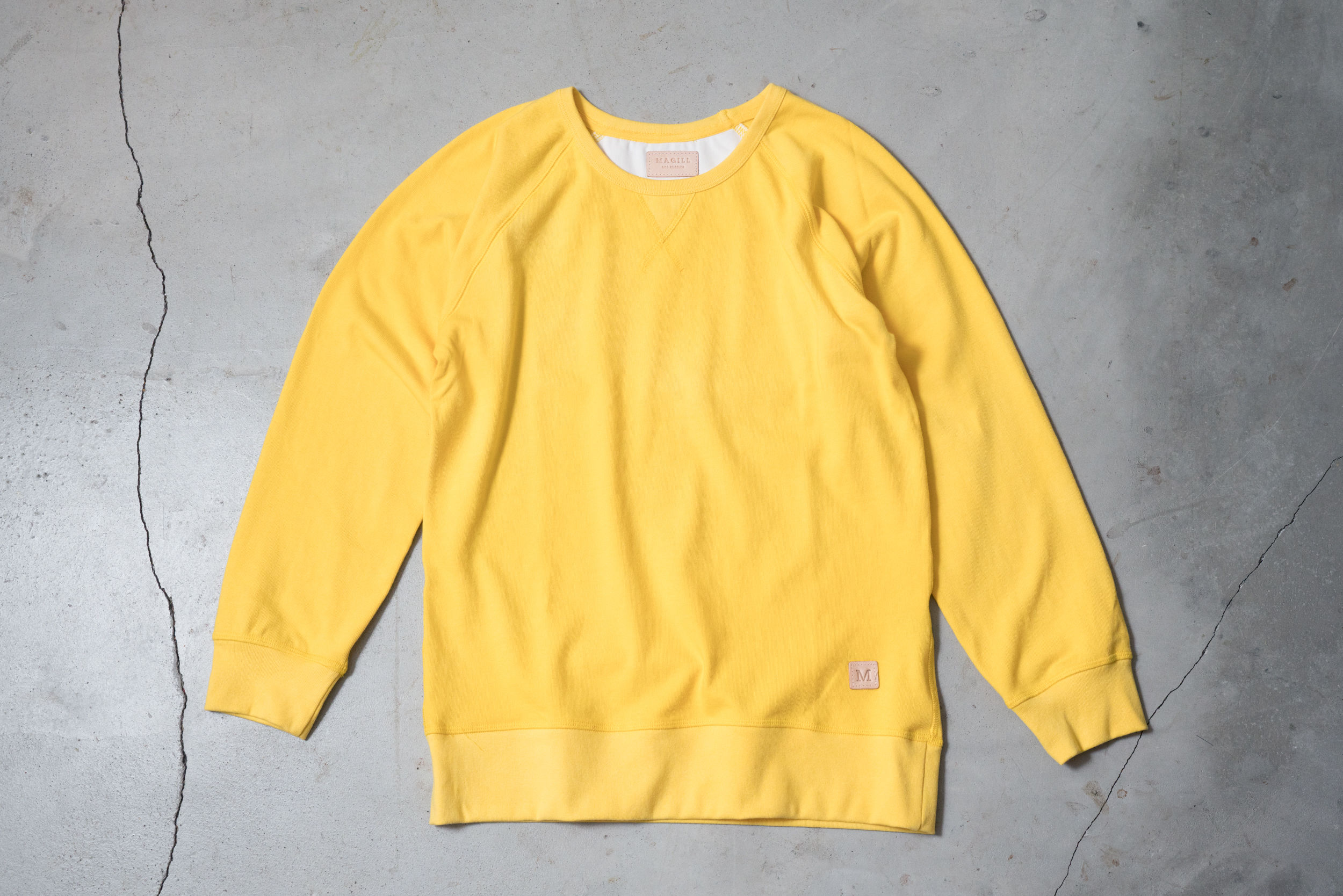MAGILL LOS ANGELES // Crew Yellow