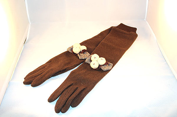 手袋・ロングB
