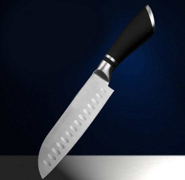 包丁ナイフ  ダマスカス銅  シェフナイフ  多機能