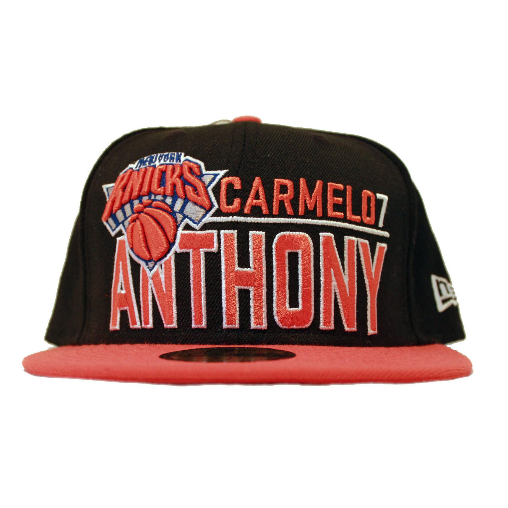 新品 海外正規品 New Era  59FIFTY NBA CARMELO ANTHONY ニューエラ カーメロ アンソニー ニューヨークニックス